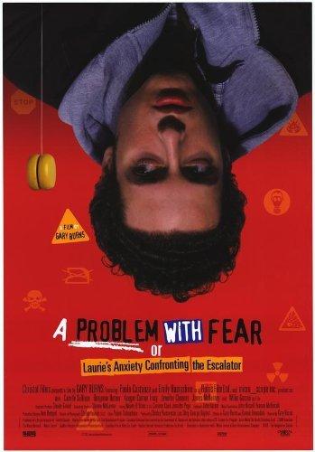 Affiche du film A problem with fear de Gary Burns (2003 - Christal Films)