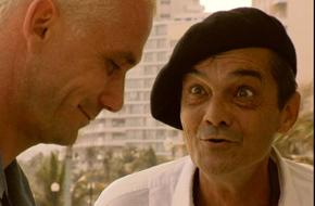 Michel Maillot (d.) et Mark Krasnoff (g.) dans Acapulco Gold (André Forcier, 2004)