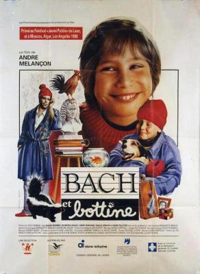 Affiche du film Bach et Bottine