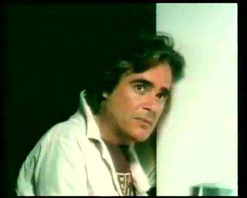 Winston Rekert dans The Blue Man de George Mihalka (image extraite du film - collection filmsquebec.com)