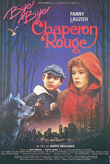Affiche originale de Bye Bye Chaperon rouge (Marta Meszaros, 1989)