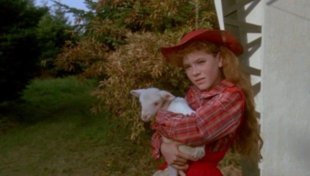 Fanny Lauzier dans Bye Bye Chaperon rouge (capture DVD ©filmsquebec.com)