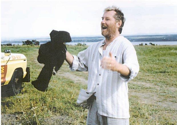 Image du comédien Marc Messier dans le film Le ciel sur la tête (2001, André Melançon et Geneviève Lefebvre - Films Christal)