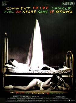 Affiche du film Comment faire l'amour avec un nègre... (Jacques W. Benoit, 1989)