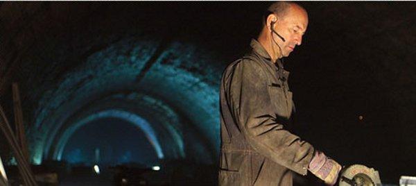 Michel Côté dans le film Le Dernier Tunnel (Canuel, 2004)