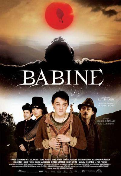 Affiche du film québécois Babine