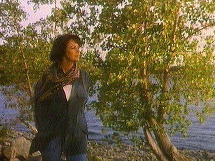 Louise Portal dans Les amoureuses (image tirée du film - coll. ONF)