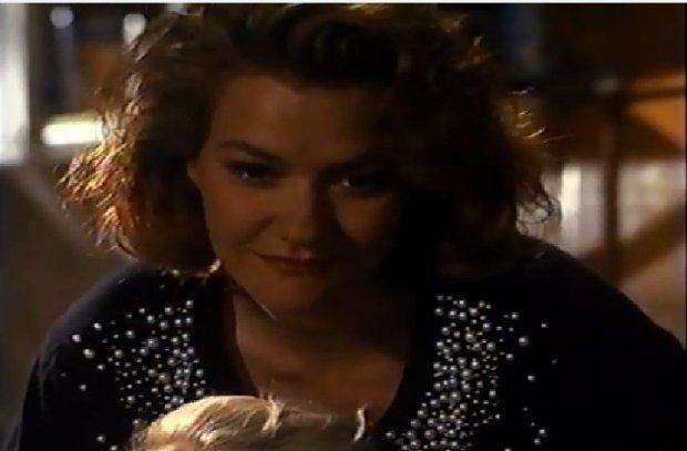 Image de la comédienne Élise Guilbault dans le film Cap Tourmente (Michel Langlois, 1993)