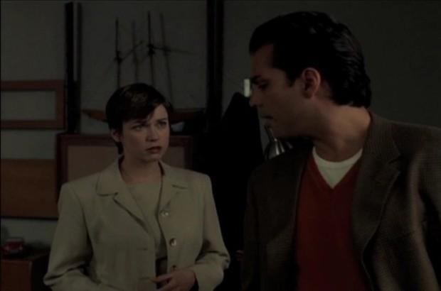 Marie-Josée Croze et Richard Grieco dans le film captive de Matt Dorff