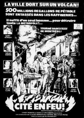 City on Fire – Film de Alvin Rakoff