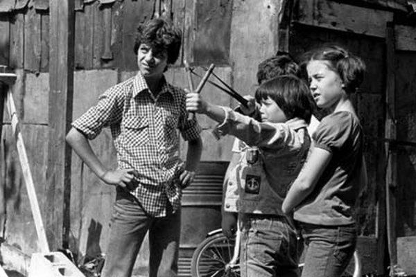 Un extrait du film Comme les six doigts de la main (André Melançon, 1978 - Coll. Cinémathèque québécoise)