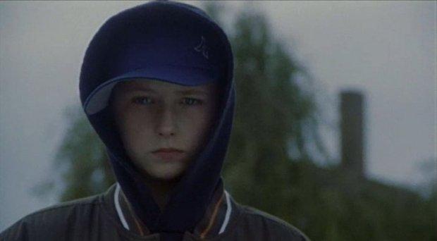 Matthew Harbour dans le film Daniel et les Superdogs (Coll. personnelle)
