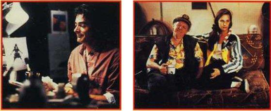 Image couverture arrière de la VHS du film Le fabuleux voyage de l'ange