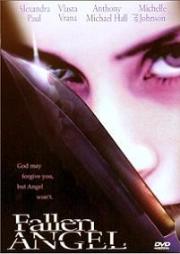 Couverture DVD du film Fallen angel de Marc S. Grenier