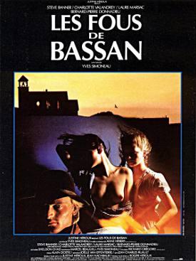 Affiche française du film Les fous de bassan