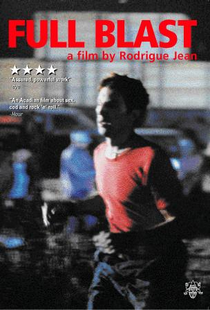 Pochette DVD du film Full Blast de Rodrigue Jean