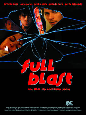 Affiche française de Full Blast de Rodrigue Jean