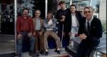 Le groupe de comédiens du film Gaz Bar Blues