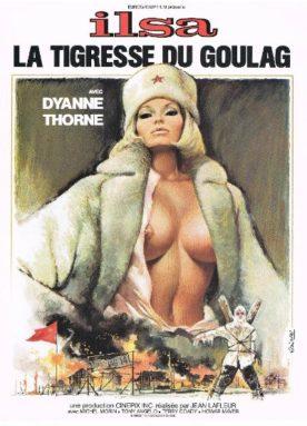 Ilsa, la tigresse de Siberie – Film de Jean Lafleur