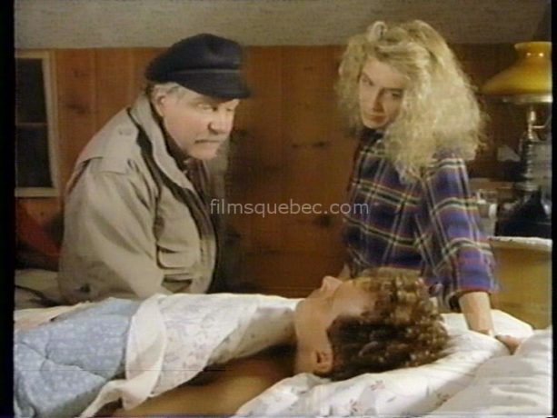 "Barry Blake est Édouard, Dack Rambo est le beau Matt et Susan Almgren campe Tamaradans Lilac Dream (""Lilas de rêves"") de Marc F. Voizard"