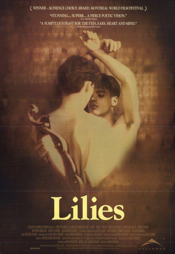 Affiche du film Lilies (Les Feluettes)