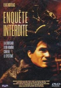 Pochette DVD du film Malarek (Enquête interdite en France)