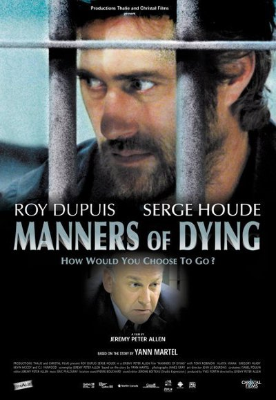 Affiche du film Manners of dying (©Christal Films)