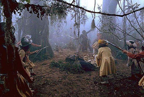 Une scène du film de Roger Cantin, Matusalem 2