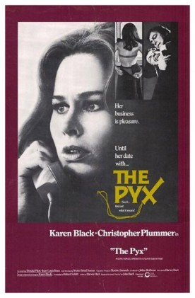 Pyx, The (La Lunule) – Film de Harvey Hart