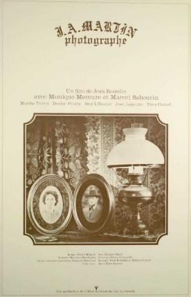 J.A. Martin photographe – Film de Jean Beaudin