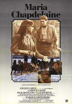 Maria Chapdelaine – Film de Gilles Carle