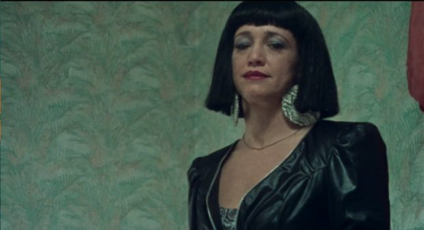 Frédérique Collin dans Marie s'en va-t-en ville de Marquise Lepage (image extraite du film)