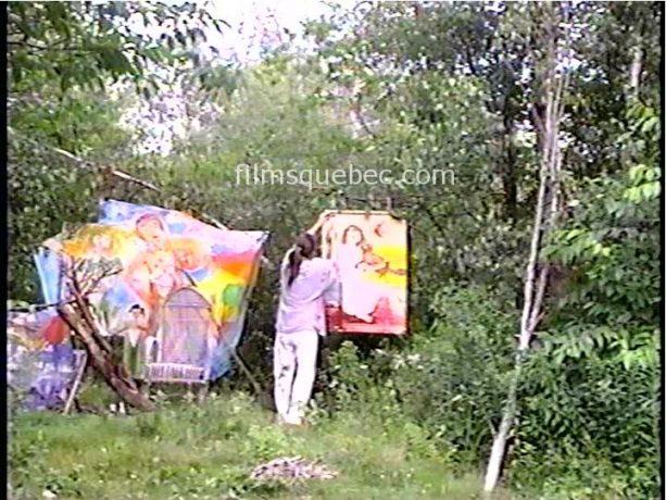 """Image extraite du film """"Modèles"""" de Catherine Brunelle (Collection filmsquebec.com - Reproduction interdite sans autorisation)"""