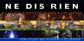 Ne dis rien – Film de Simon Lacombe