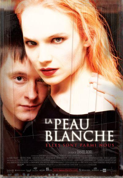 Affiche du film La peau blanche (Roby, 2003 - Films Séville)