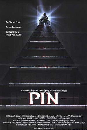 Affiche du film Pin... réalisé par Sandor Stern