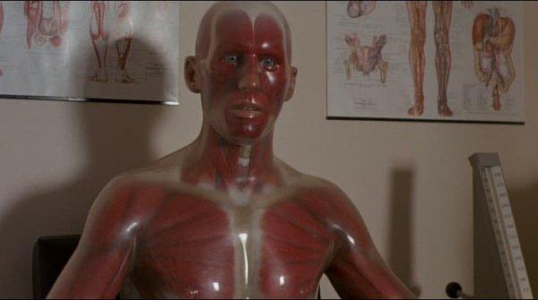 Pin, le mannequin du film de Sandor Stern (1988, Malofilm)