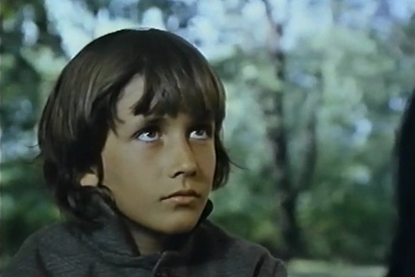 Le jeune Xavier Norman Petermann dans Mario de Jean Beaudin