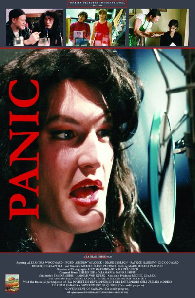 Affiche du film Panic de Bashar Shbib (source Oneira Pictures)