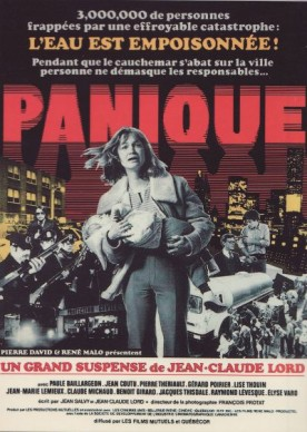 Panique – Film de Jean-Claude Lord
