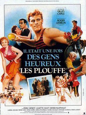 Affiche française du film Les Plouffe (Il était une fois des gens heureux)