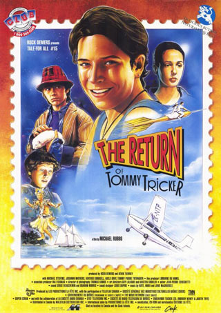 Affiche The Return of Tommy Tricker (Michael Rubbo, 1994)