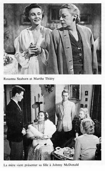 Image extraite du film L'esprit du mal de Jean-Yves Bigras (Images numérisées à partir des dossiers de la cinémathèque - Vol #7 - Pierre Veronneau)