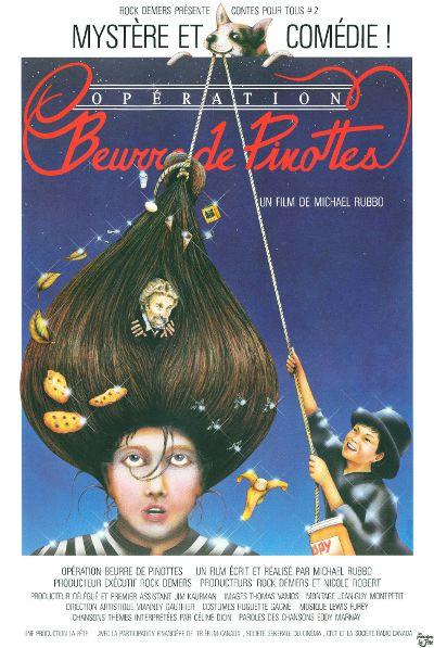 Affiche du film Opération beurre de pinottes