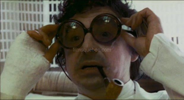 Paul Buissonneau (La pomme la queue et les pépins) - (le comédien d'origine française y joue un professeur renommé qui remettra d'aplomb Martial)