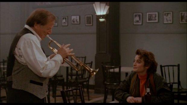 Image extraite du film : Jean Lapointe et Charlotte Laurier dans Une histoire inventée d'André Forcier