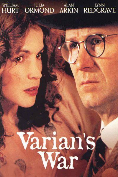 Pochette DVD du film Varian's War