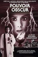 Image de l'affiche originale du film Pouvoir obscur (Cursed)