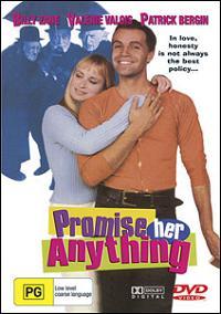 Pochette DVD du film Promise Her Anything de Jean Zaloum