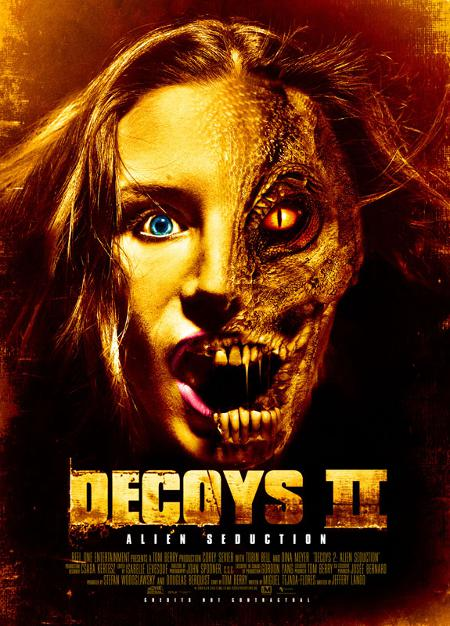 Affiche du film Decoys 2 (Jefery Lando)